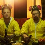 Photo tirée de la série américaine Breaking Bad