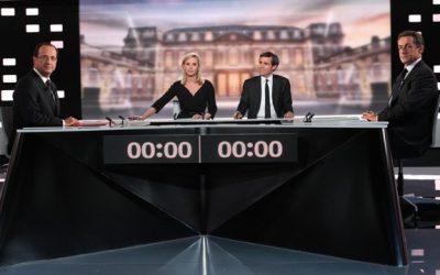 Du 28 avril au 5 mai 2012 – Où a lieu le débat de l'entre-deux tours