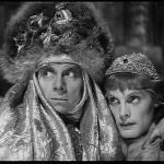 La tante Efrossinïa et son fils Vladimir