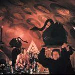 """Extrait du film """"Ivan le Terrible"""" de Sergueï Eisenstein - Le banquet en couleurs"""