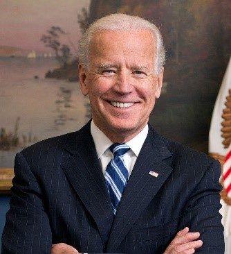 Portrait officiel de Joe Biden en tant que vice-président