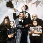 """Image extraite de l'affiche du film """"Les valeurs de la famille Addams"""""""