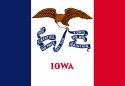 Drapeau de l'Iowa