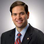Photo officiel de Marco Rubio en tant que sénateur (2011)