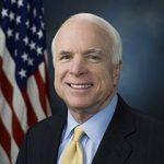 Portrait officiel de John McCain en tant que sénateur