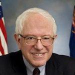 Photo de Bernie Sanders en tant que sénateur en 2007
