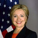 Portrait officiel d'Hillary Clinton en tant que Secrétaire d'Etat (2009)
