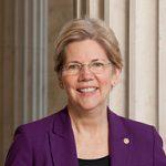 Portrait d'Elizabeth Warren en tant que sénatrice en 2013