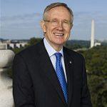 Portrait d'Harry Reid en tant que sénateur en 2009