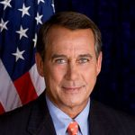 John Boehner en tant que speaker de la Chambre (2009)