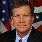 Portrait officiel de John Kasich en tant que gouverneur de l'Ohio