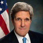 Portrait de John Kerry en tant que Secrétaire d'Etat en 2013