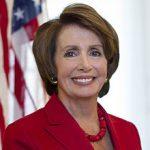 Portrait de Nancy Pelosi en tant que membre de la Chambre des représentants