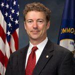 Portrait officiel de Rand Paul en tant que sénateur (2011)