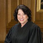 Portrait de Sonia Sotomayor à la Cour suprême en 2009