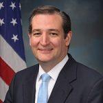 Portrait officiel de Ted Cruz en tant que sénateur (2013)