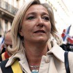 Marine Le Pen en 2010