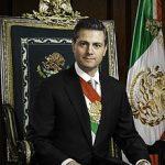 Official photograph of the President of México, Mr Enrique Peña Nieto. 2013-2018