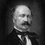 John Sutter vers 1850