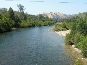 Coloma, la rivière où fut découvert l'or - Auteur : Nicolas Glowacki