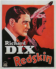 Affiche du film Redskin