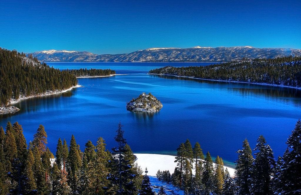 Lac Tahoe - Emerald Bay