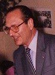 Jacques Chirac dans les années 1980
