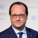 François Hollande en 2015