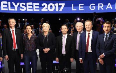 4 avril – Philippe Poutou superstar d'un second débat interminable