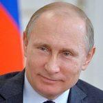 Vladimir Poutine en 2015