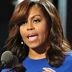 Michelle Obama à la convention démocrate de 2016