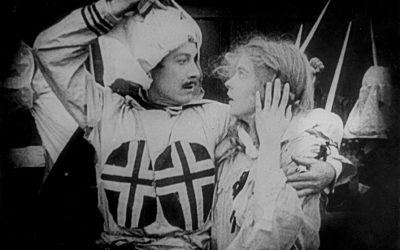 The Birth of a Nation (1915) – D.W. Griffith