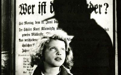 M le maudit – Fritz Lang (1931)