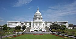 8 novembre – Congrès : les républicains conservent leurs majorités